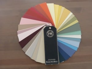 Nuancier Farrow&Ball