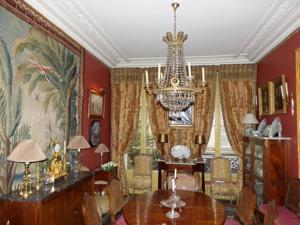salle manger camille victor. Black Bedroom Furniture Sets. Home Design Ideas
