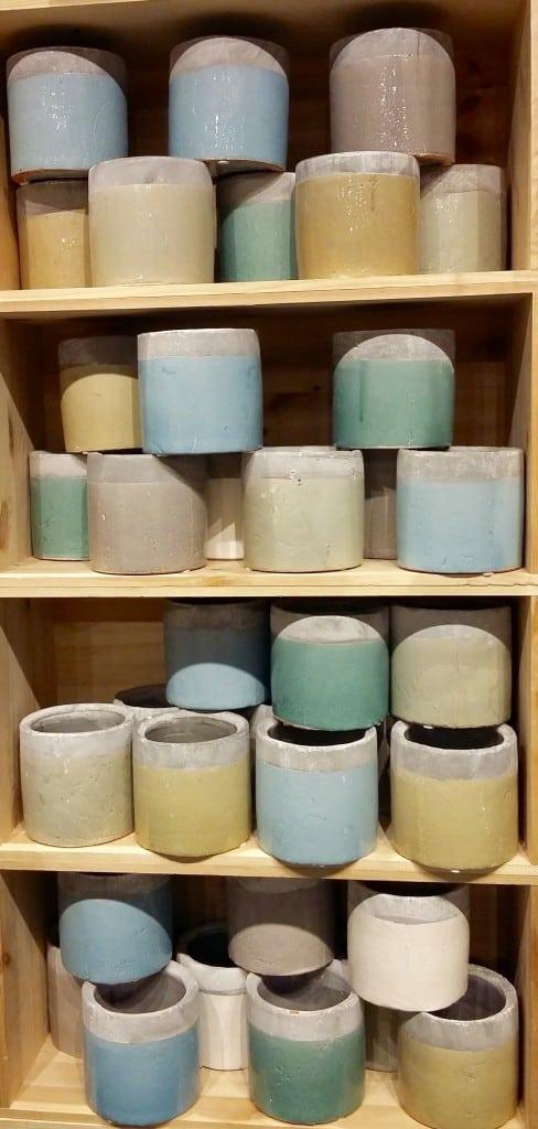 vases en céramiques