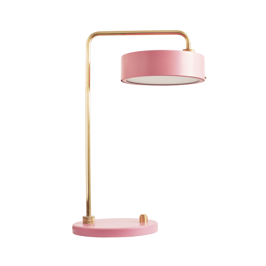 Lampe Petite Machine - Red Edition