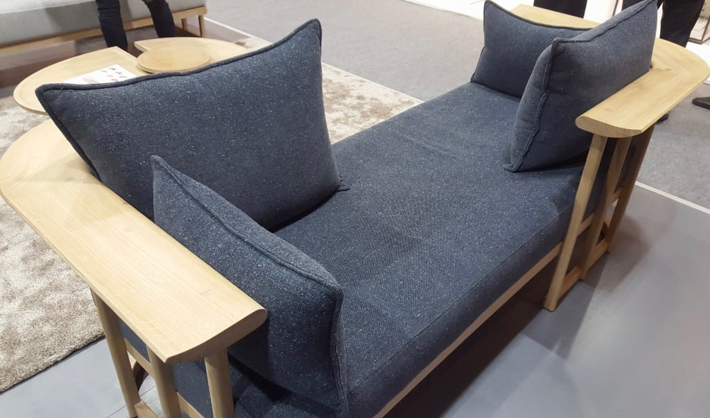 Lover Seat Wewood