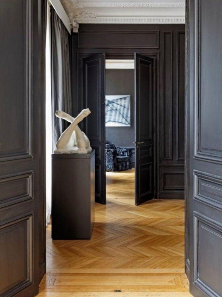 intérieur parisien
